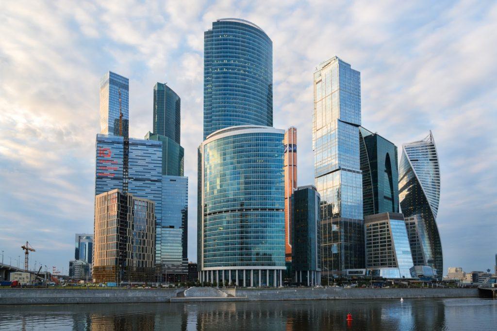 Москва Сити (11-й участок)